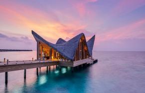 JOALI Maldives, Raa Atoll, Maldives.  Luxury Hotel Review by TravelPlusStyle. Photo © Joali