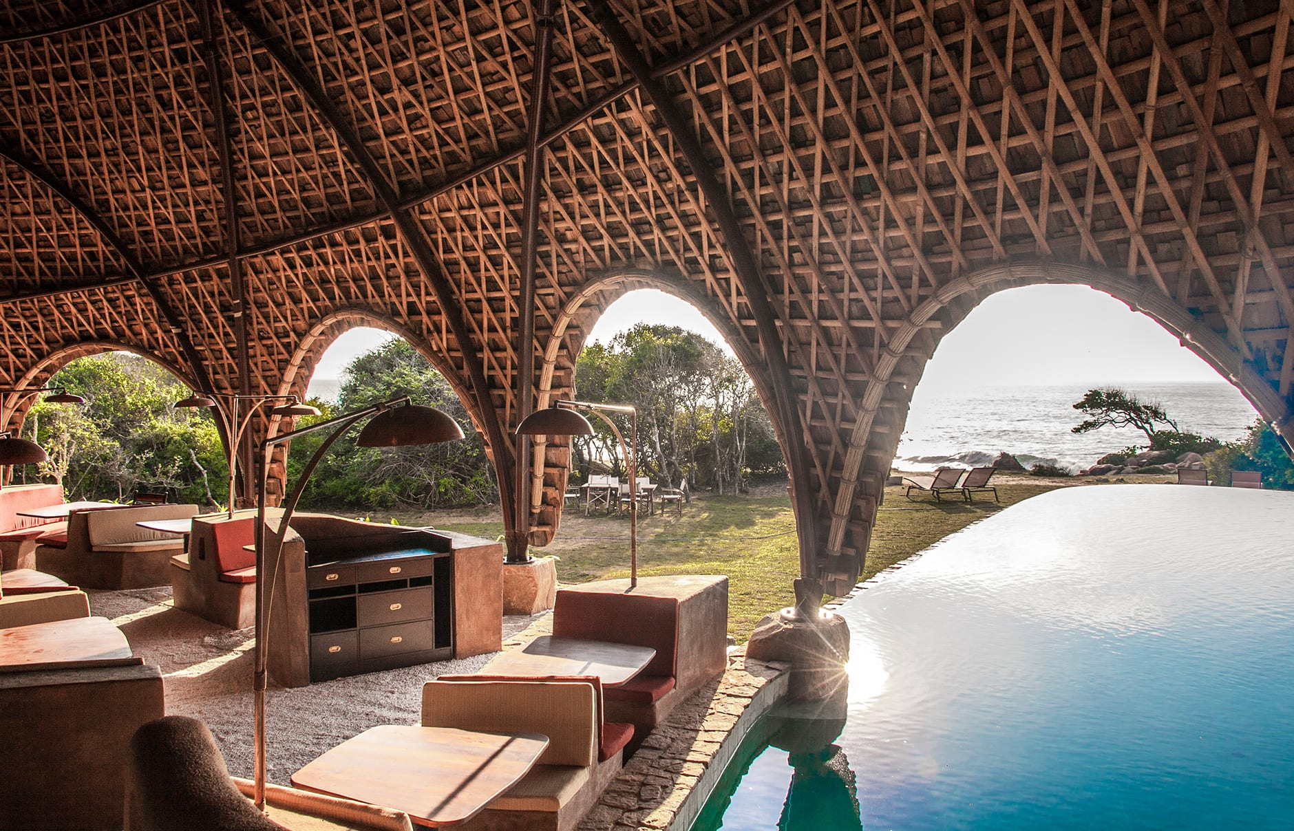 Wild Coast Tented Lodge, Yala, Sri Lanka. Hotel Review by TravelPlusStyle. Photo © Resplendent Ceylon