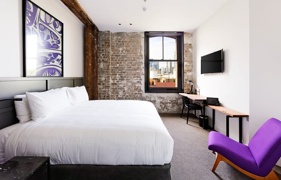 Ovolo 1888 Darling Harbour, Sydney, Australia. Hotel Review. Photo © Ovolo Hotels