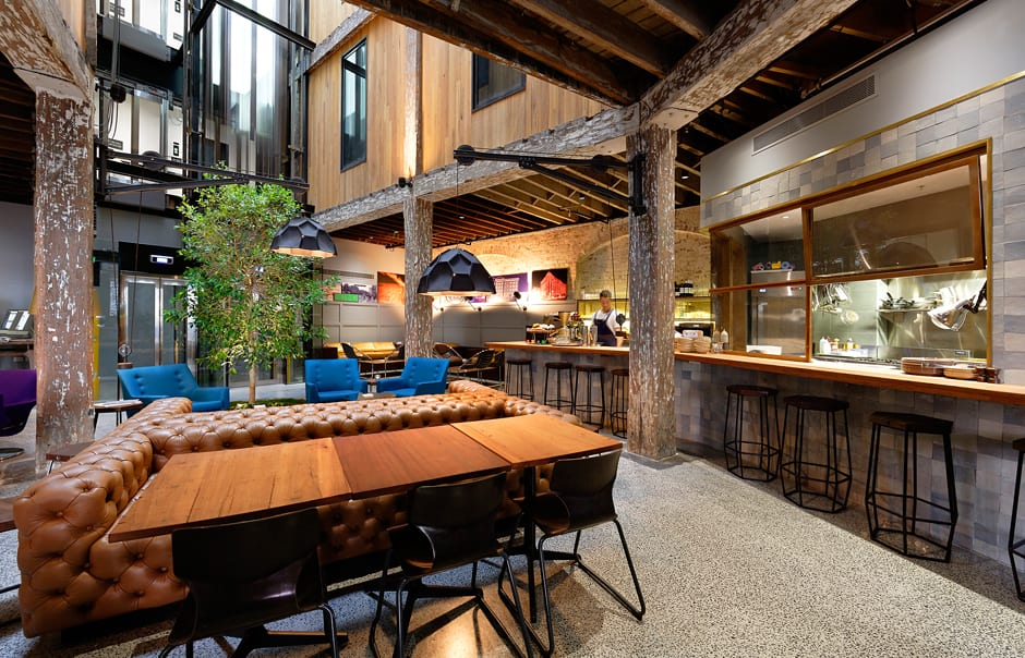 Ovolo 1888 Darling Harbour, Sydney, Australia. © Ovolo Hotels