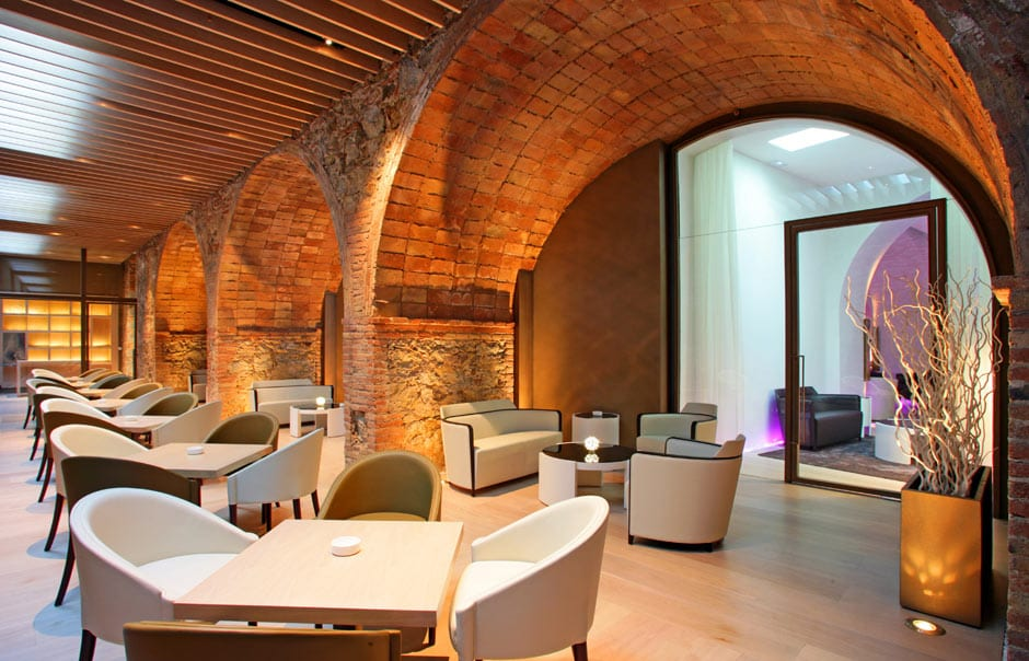 Lounge Bar © ABaC Restaurant Hotel