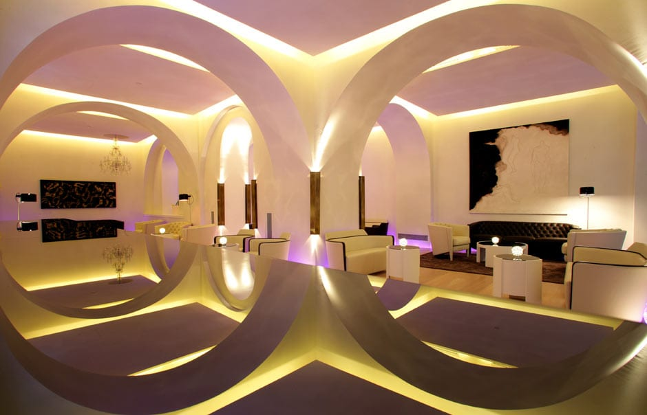Lounge Bar © ABaC Restaurant Hotel