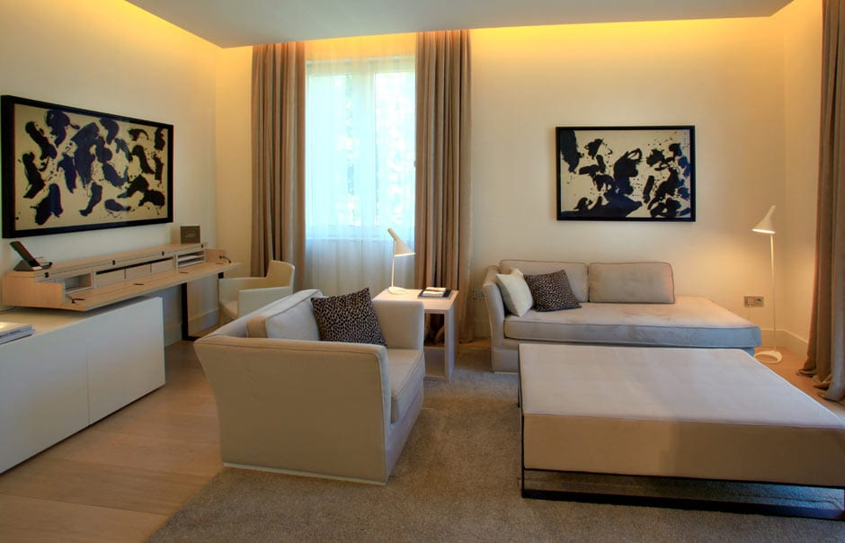 Suite © ABaC Restaurant Hotel