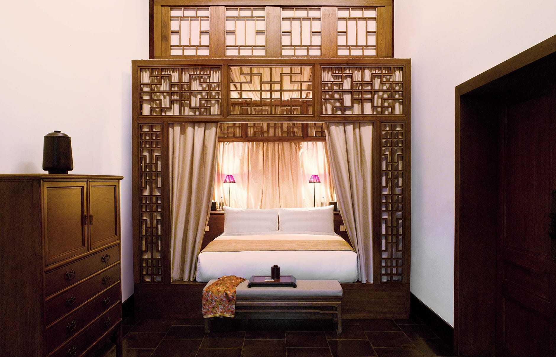 Aman at Summer Palace, Beijing, China. Luxury Hotel Review by TravelPlusStyle. Photo © Amanresorts