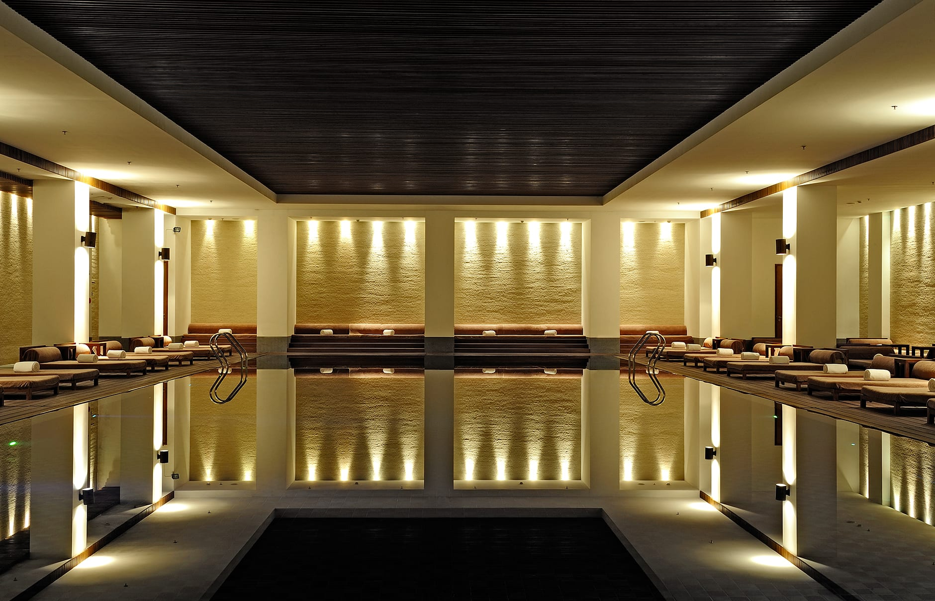 Swimming Pool. Aman at Summer Palace, Beijing, China. © Amanresorts