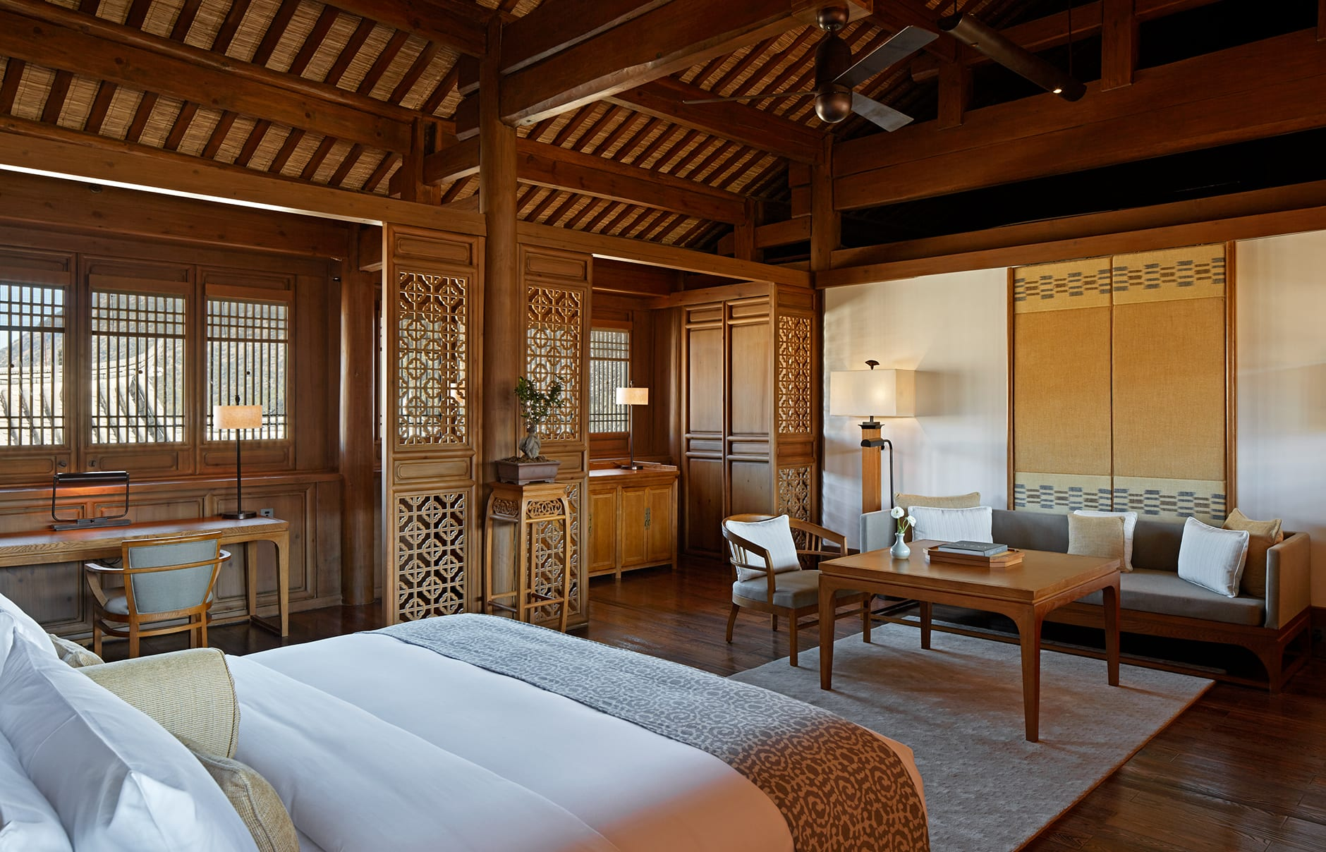 Amandayan, Lijiang, China. Luxury Hotel Review by TravelPlusStyle. Photo © Aman Resorts