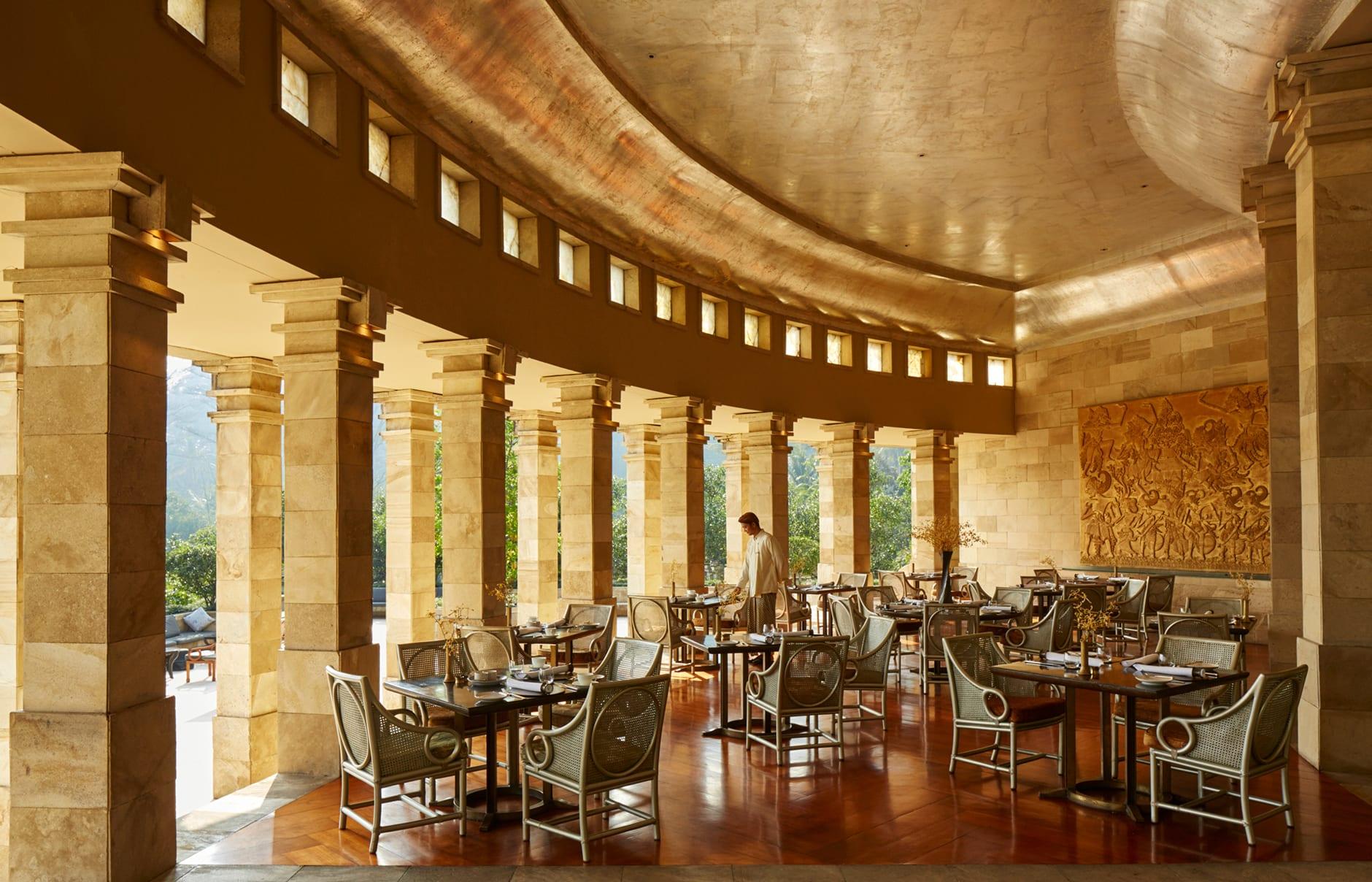Amanjiwo, Java, Indonesia. Luxury Hotel Review by TravelPlusStyle. Photo © Aman Resorts