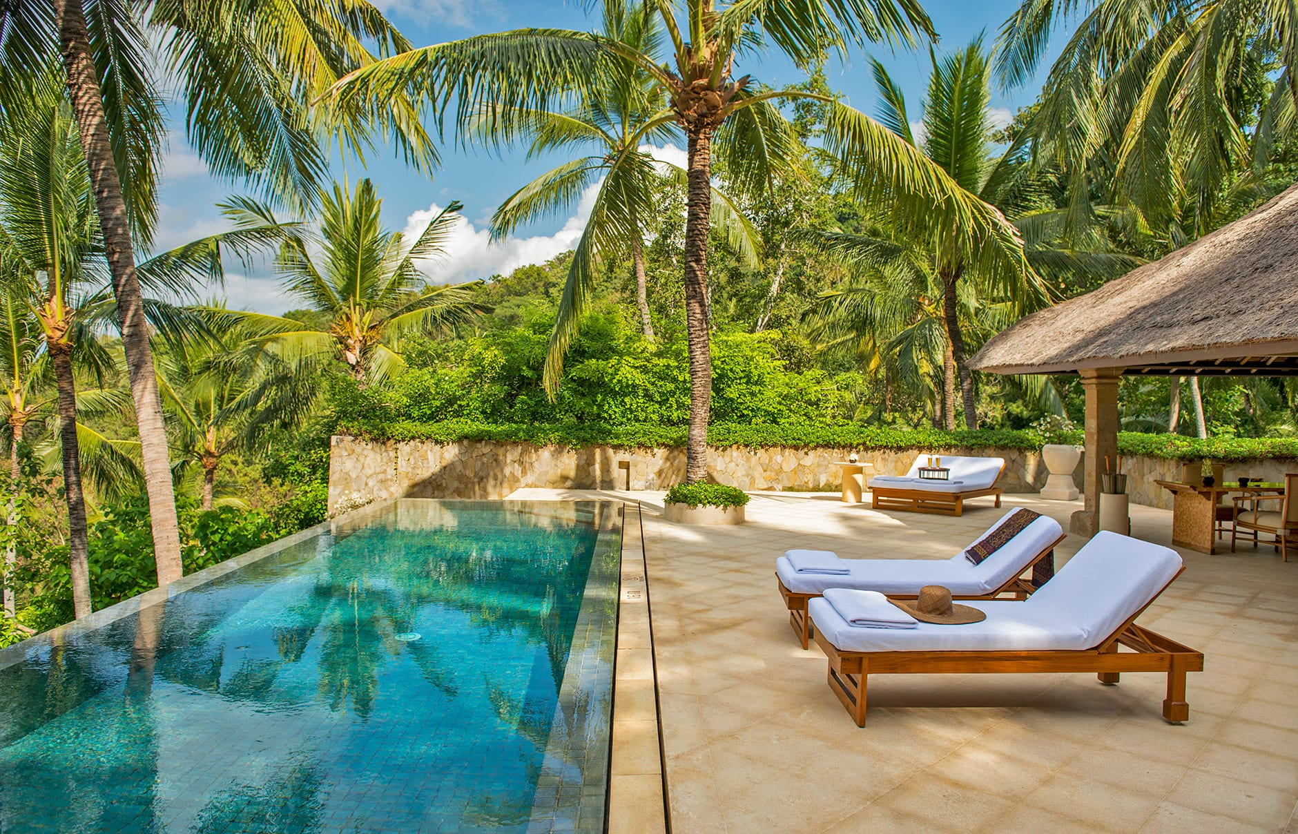 Amankila, Bali, Indonesia. Luxury Hotel Review by TravelPlusStyle. Photo © Aman Resorts