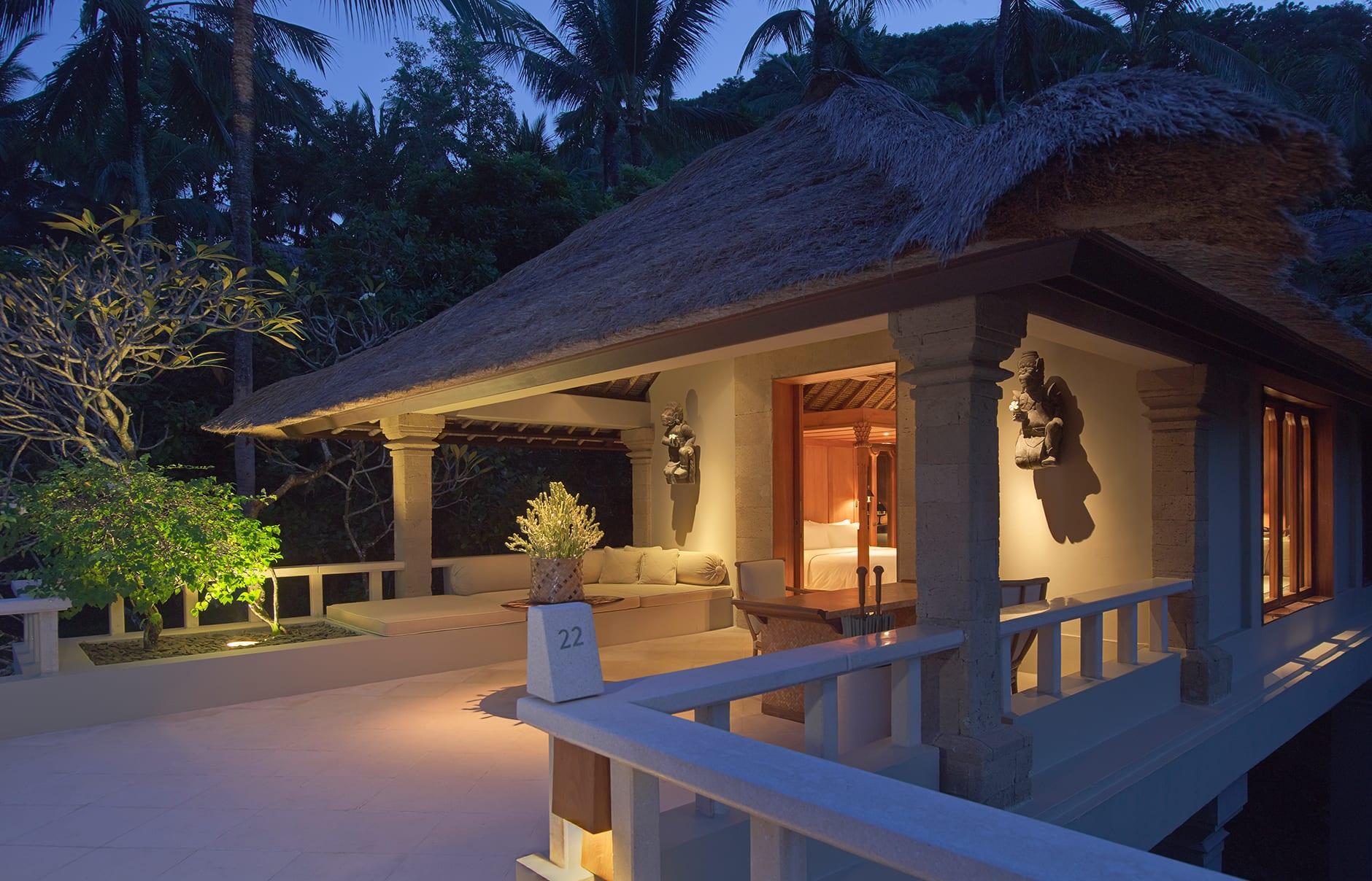 Amankila, Bali, Indonesia. © Amanresorts