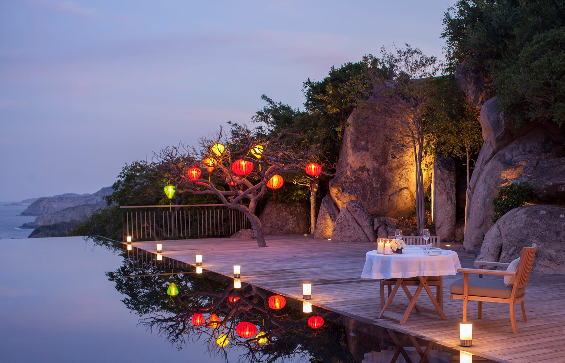 Amanoi Resort, Nha Trang, Vietnam. Luxury Hotel Review by TravelPlusStyle. Photo © Aman Resorts
