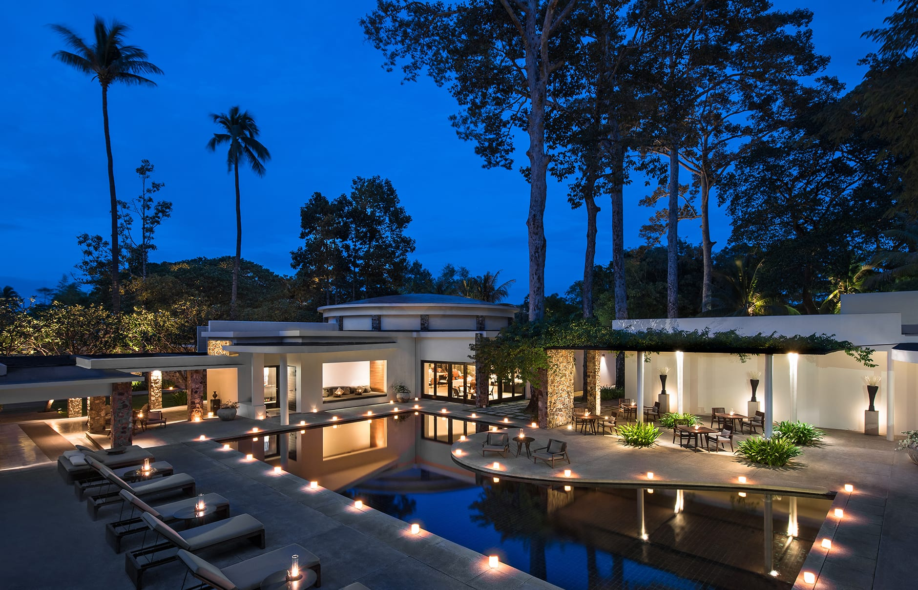 Amansara, Siem Reap, Cambodia. Luxury Hotel Review by TravelPlusStyle. Photo © Aman Resorts