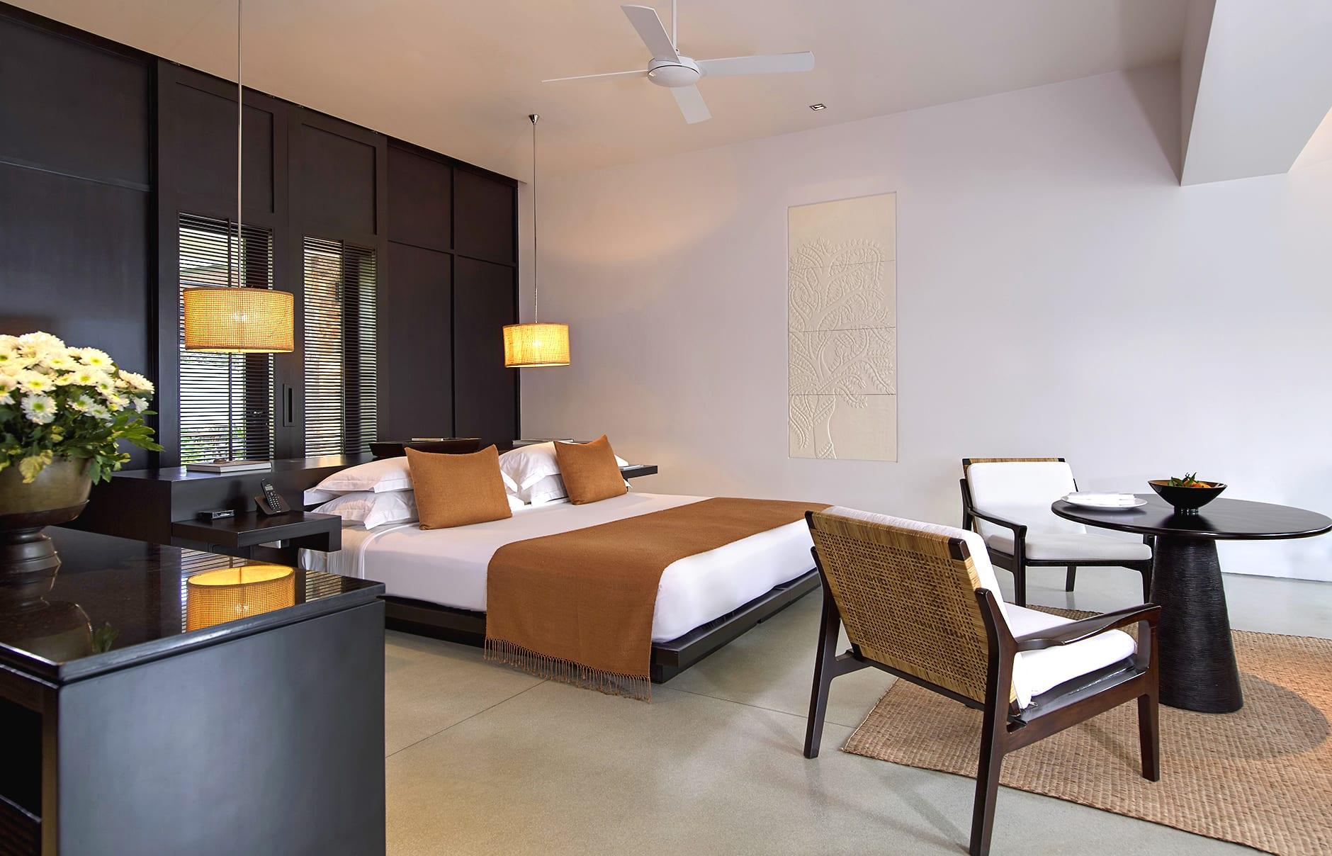 Amansara - Suite Interior. © Amanresorts