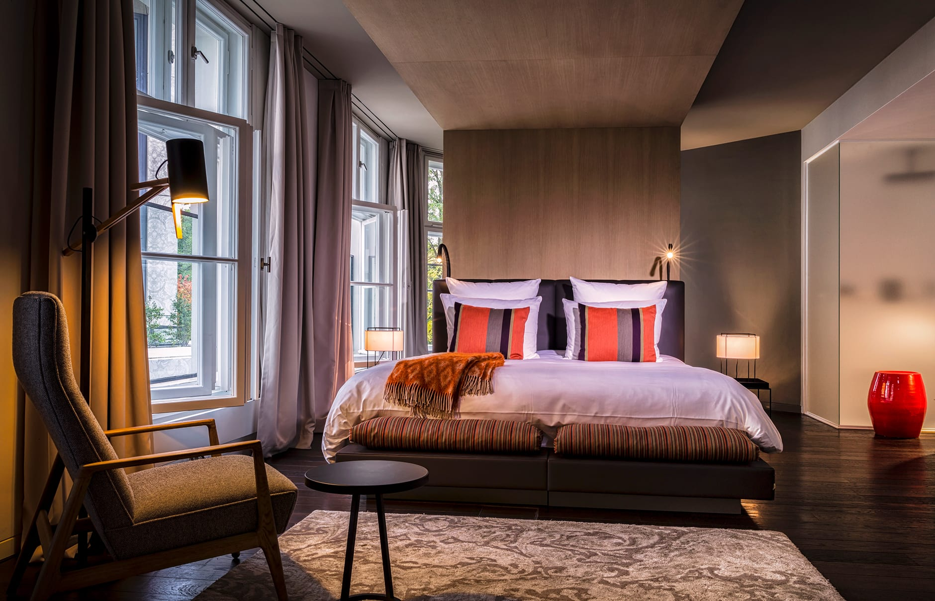 SO/ Berlin Das Stue, Berlin, Germany. Hotel Review by TravelPlusStyle. Photo © Das Stue