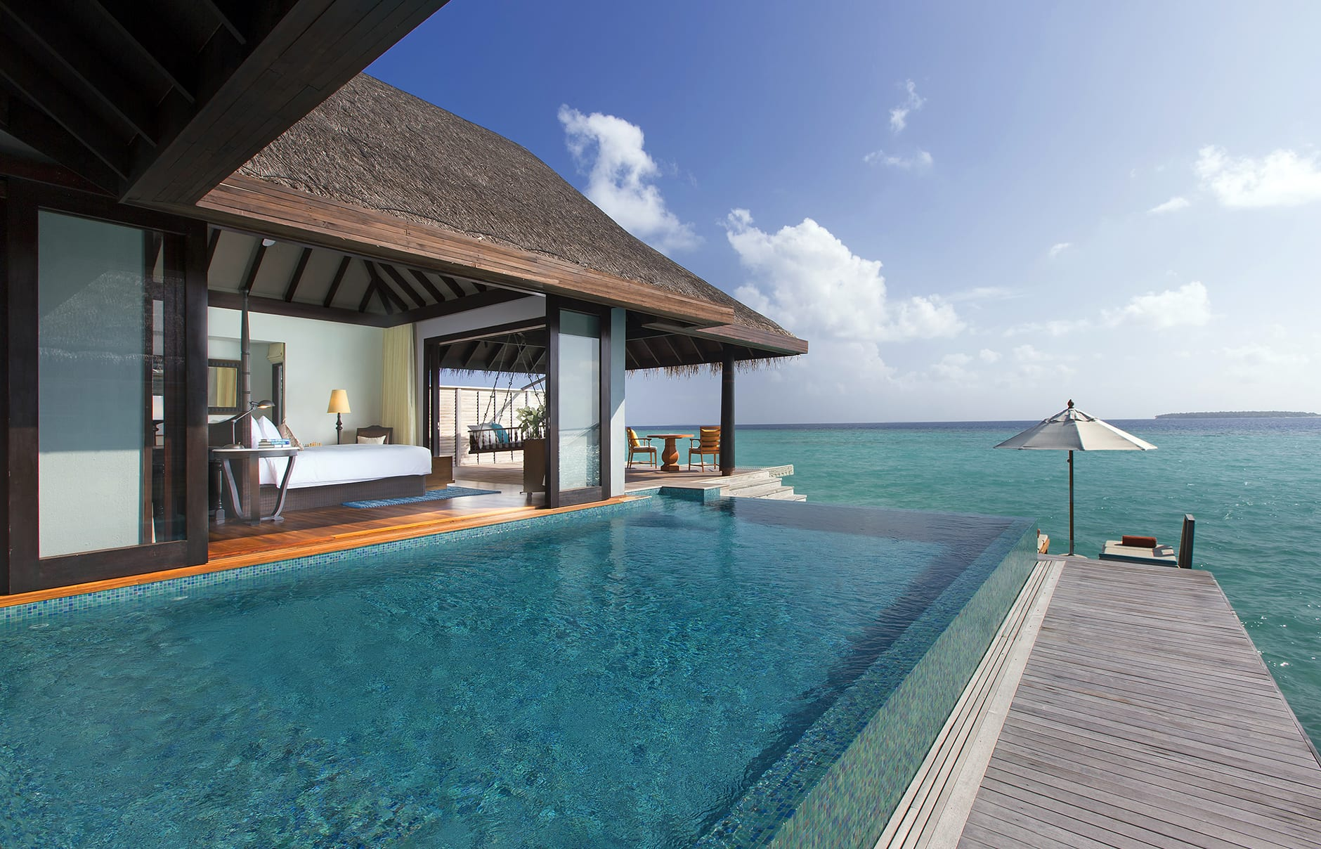 Luxury Pool Villas Maldives: Anantara Kihavah Villas « Luxury Hotels TravelPlusStyle