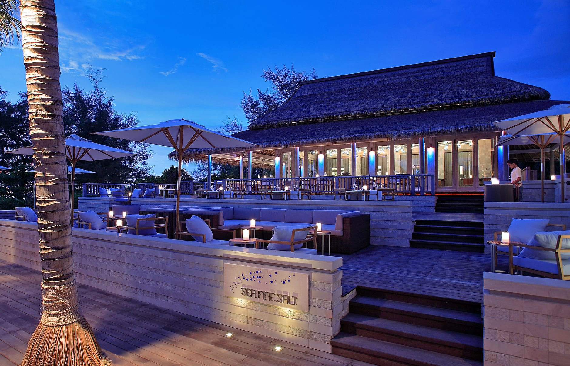 Sea.Fire.Salt. Anantara Phuket Villas, Thailand. © Anantara Hotels, Resorts & Spa