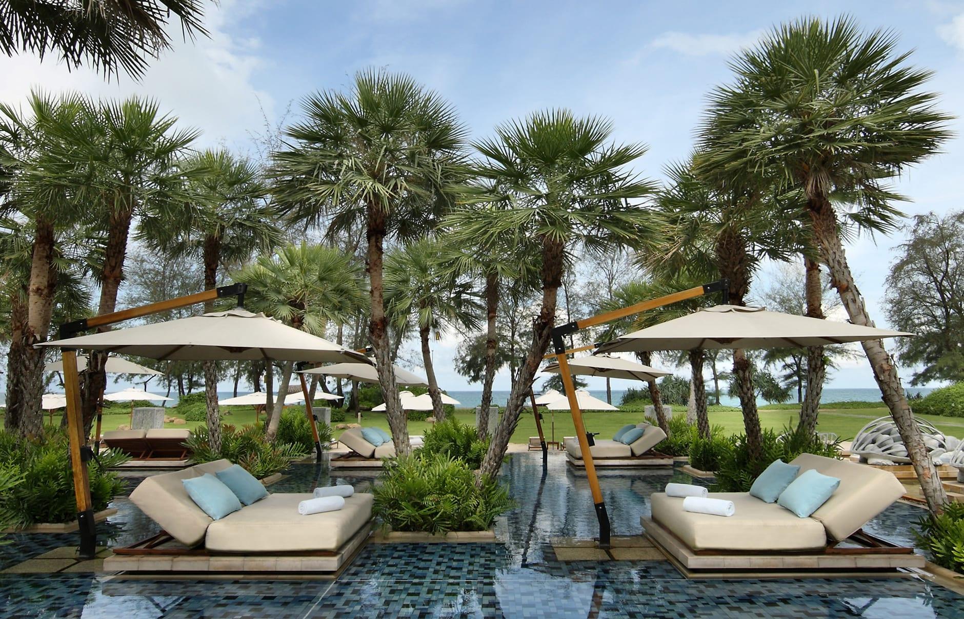 Swimming Pool. Anantara Phuket Villas, Thailand. © Anantara Hotels, Resorts & Spa