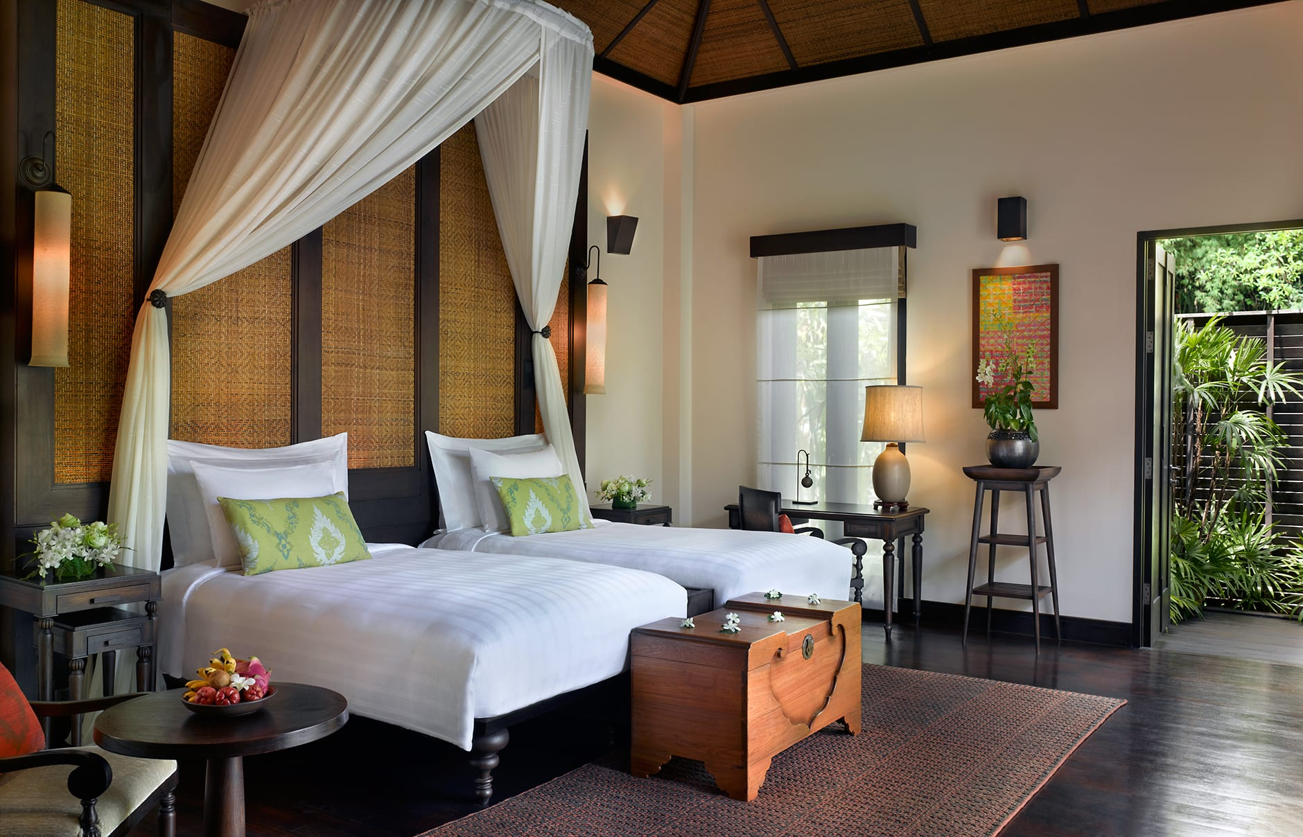 Two Bedroom Family Pool Villa. Anantara Phuket Villas, Thailand. © Anantara Hotels, Resorts & Spa