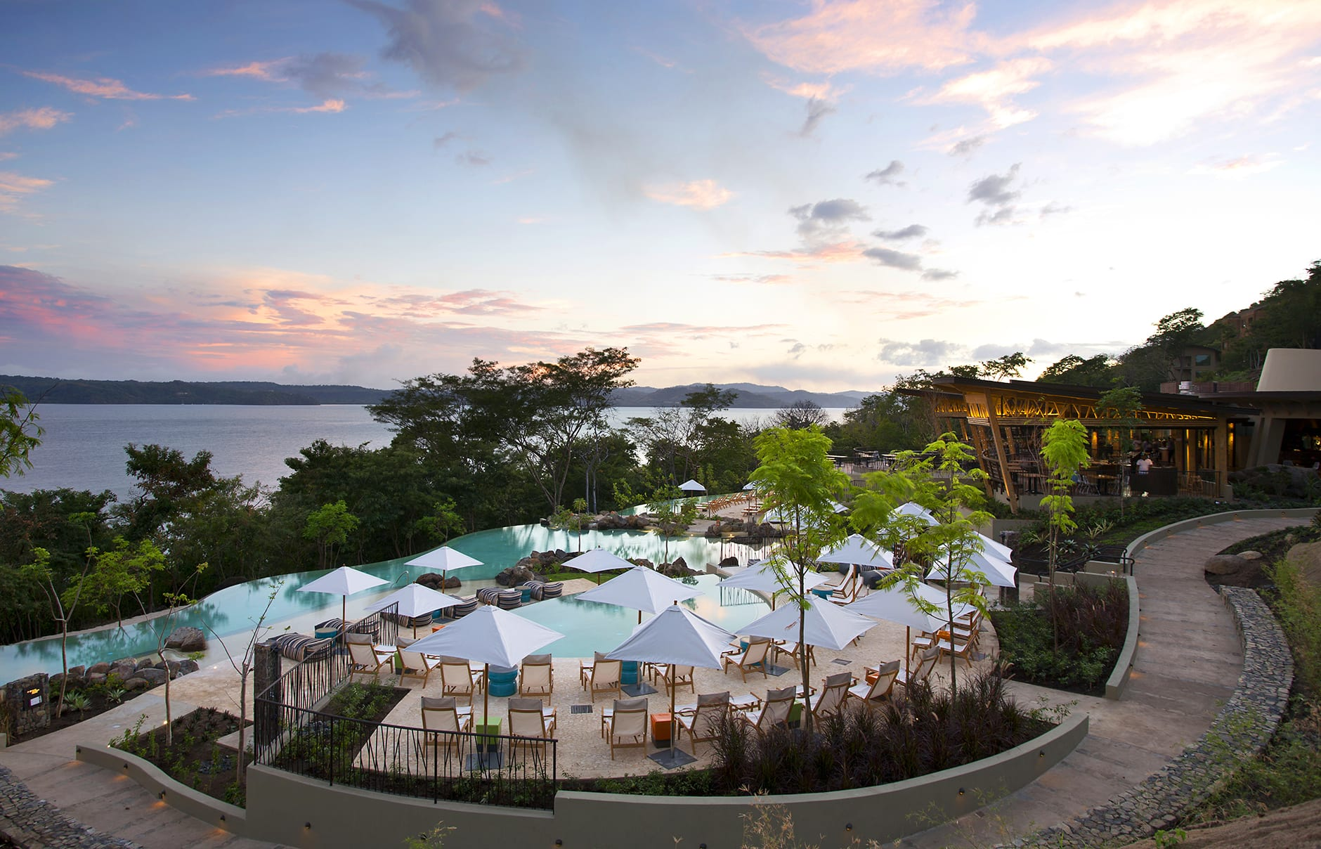 Andaz Peninsula Papagayo Resort, Costa Rica. © Hyatt Corporation