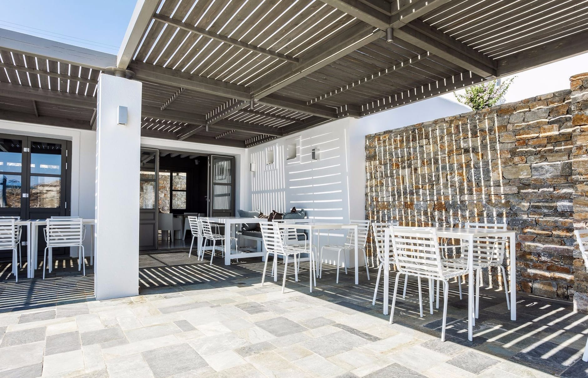 Anemi Hotel, Folegandros, Greece. Hotel Review by TravelPlusStyle. Photo © Anemi Hotel