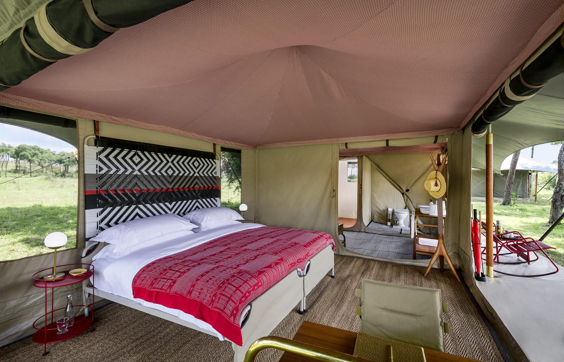 Angama Mara, Maasai Mara, Kenya. Luxury Hotel Review by TravelPlusStyle. Photo © Angama