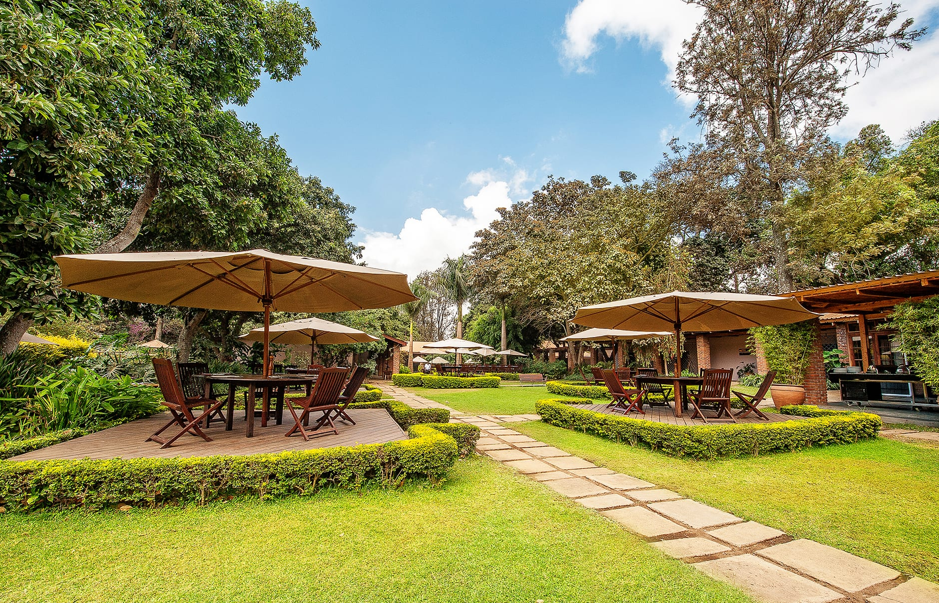 Arusha Coffee Lodge, Tanzania. © Elewana Collection