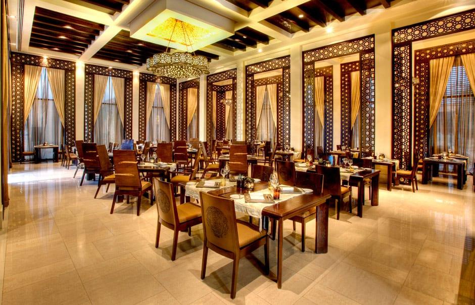 Dining Room © Banyan Tree Hotels & Resorts