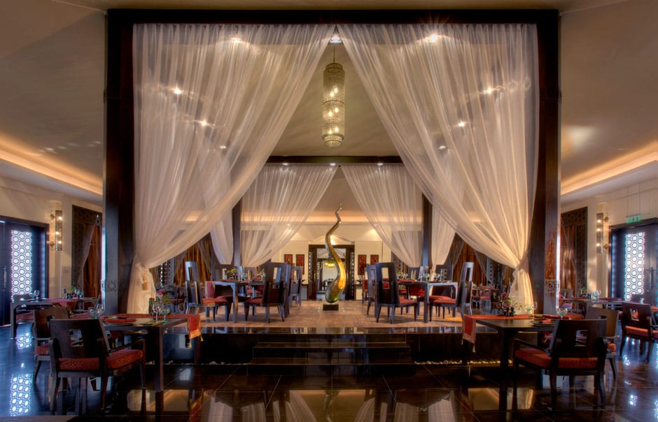 Saffron © Banyan Tree Hotels & Resorts