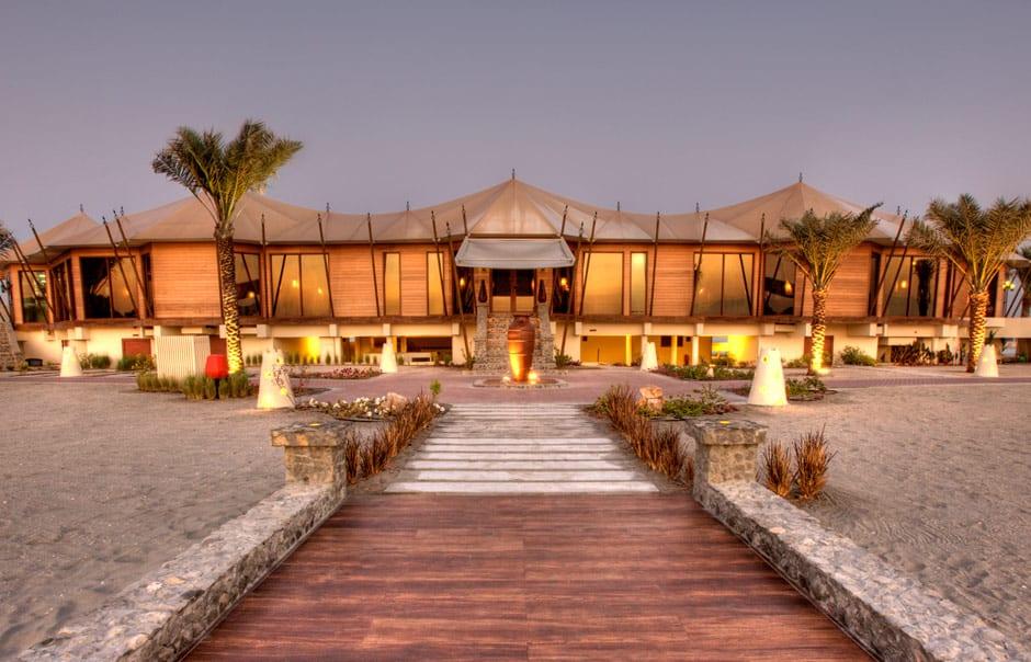 Beach Club reception © Banyan Tree Hotels & Resorts