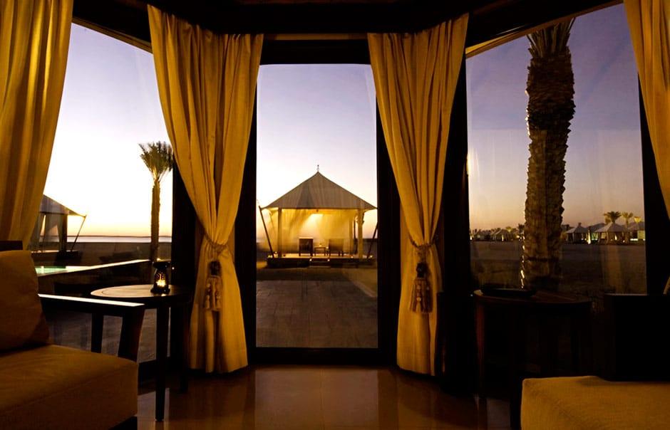 Beach Villa. Banyan Tree Ras Al Khaimah Beach. © Banyan Tree Hotels & Resorts