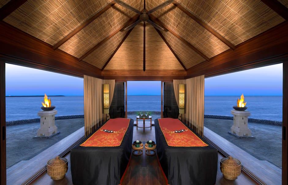 Spa Treatment Room. Banyan Tree Al Wadi © Banyan Tree Hotels & Resorts