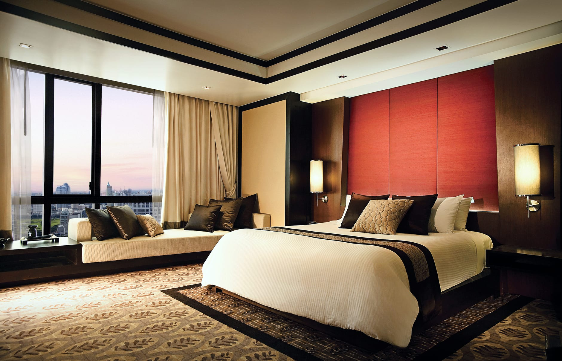 Club room. Banyan Tree Bangkok. © Banyan Tree Hotels & Resorts