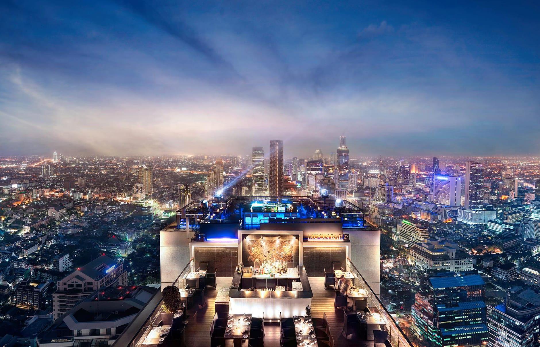 Banyan Tree Bangkok, Thailand. Hotel Review by TravelPlusStyle. Photo © Banyan Tree Hotels & Resorts