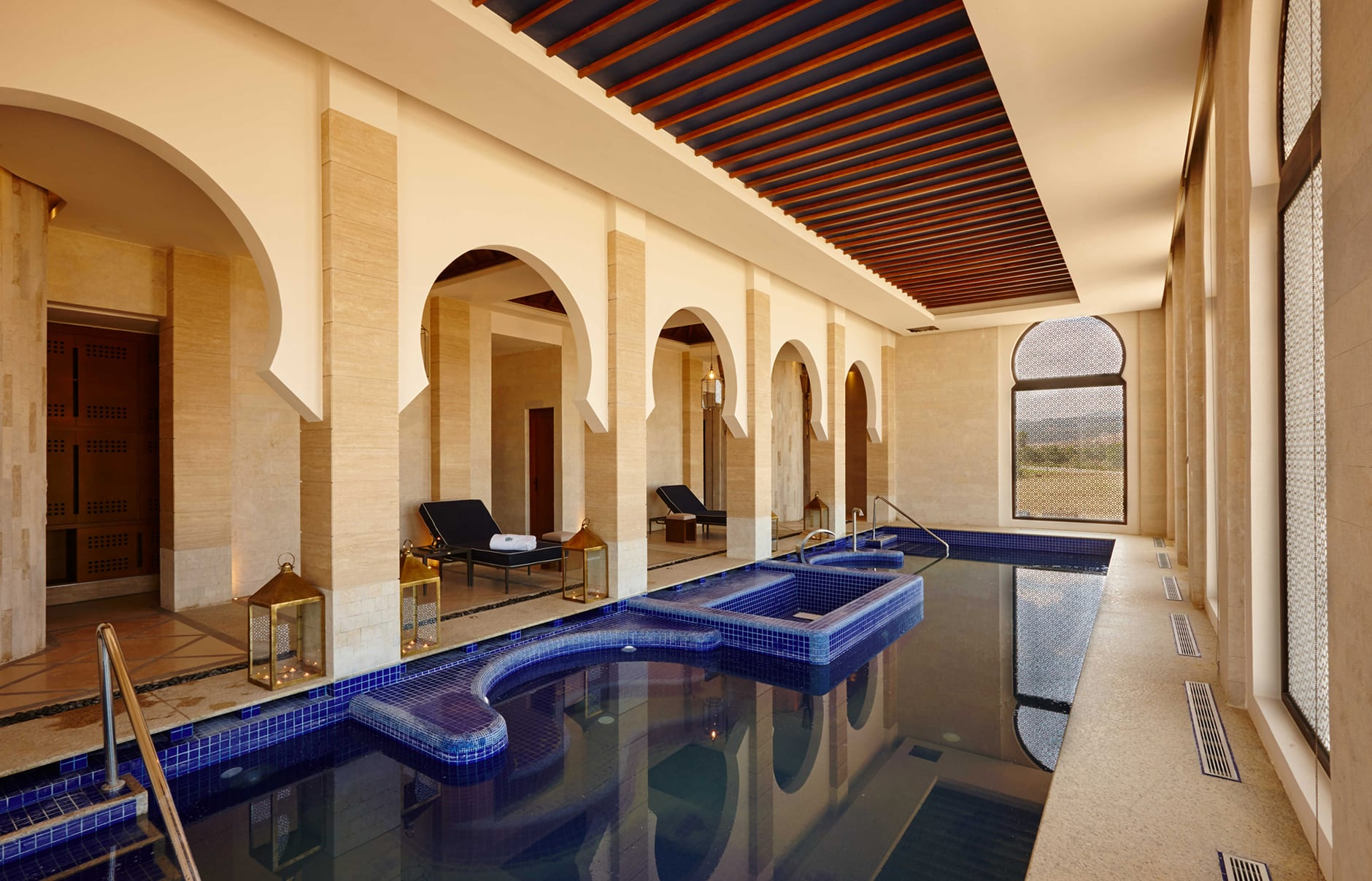 Banyan Tree Tamouda Bay, Morocco. Luxury Hotel Review by TravelPlusStyle. Photo © Banyan Tree Hotels & Resorts
