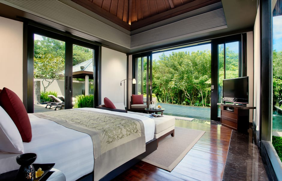 Pool Villa Garden View. Banyan Tree Ungasan. © Banyan Tree Hotels & Resorts