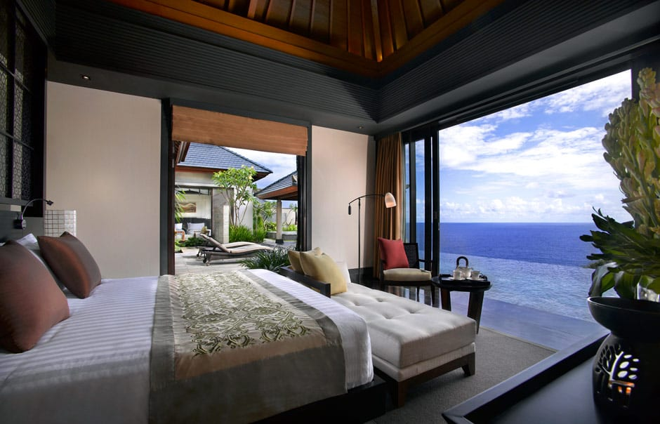 Cliff Edge Ocean View Villa. © Banyan Tree Hotels & Resorts