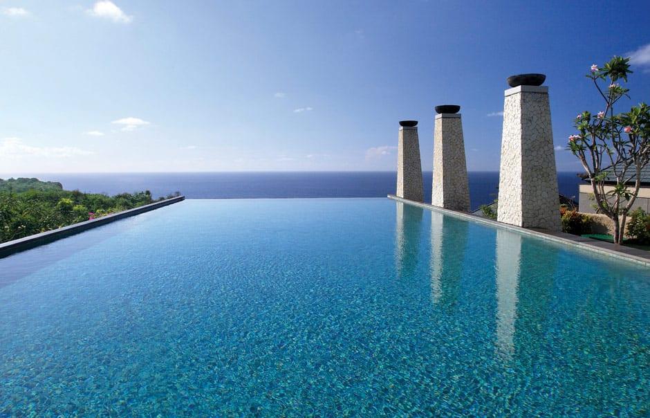 Main Pool. Banyan Tree Ungasan. © Banyan Tree Hotels & Resorts