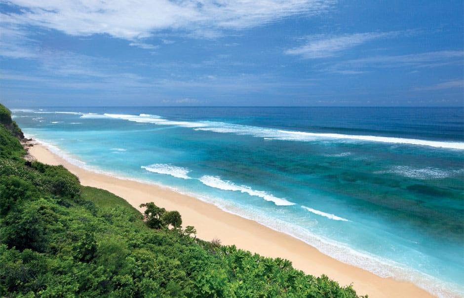Melasti Beach. Banyan Tree Ungasan. © Banyan Tree Hotels & Resorts