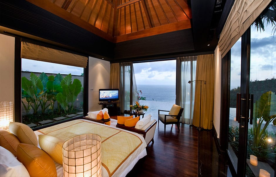 Villa Interior. © Banyan Tree Hotels & Resorts