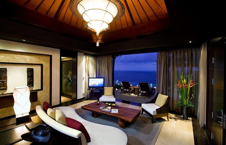 Villa Interior. © Banyan Tree Hotels & Resorts