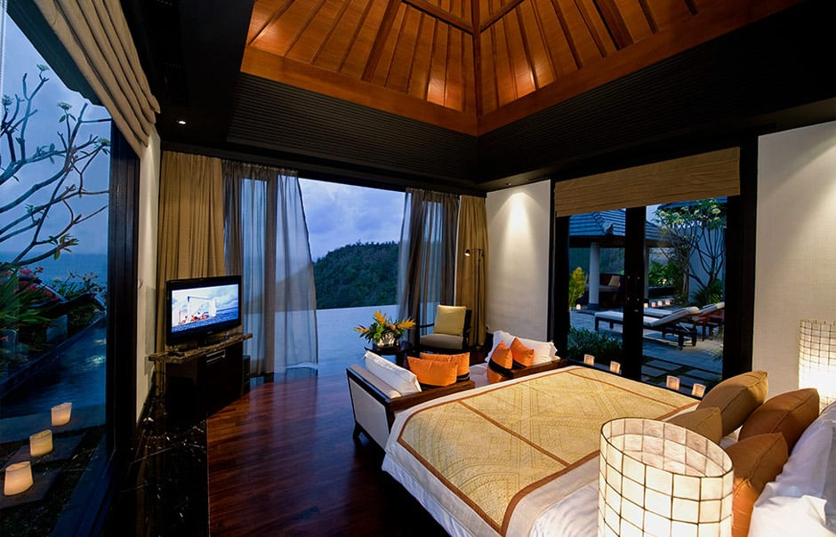 Pool Villa Ocean View. Banyan Tree Ungasan. © Banyan Tree Hotels & Resorts