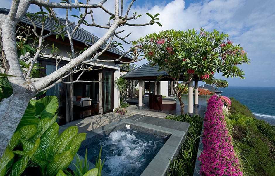 Villa. Banyan Tree Ungasan. © Banyan Tree Hotels & Resorts