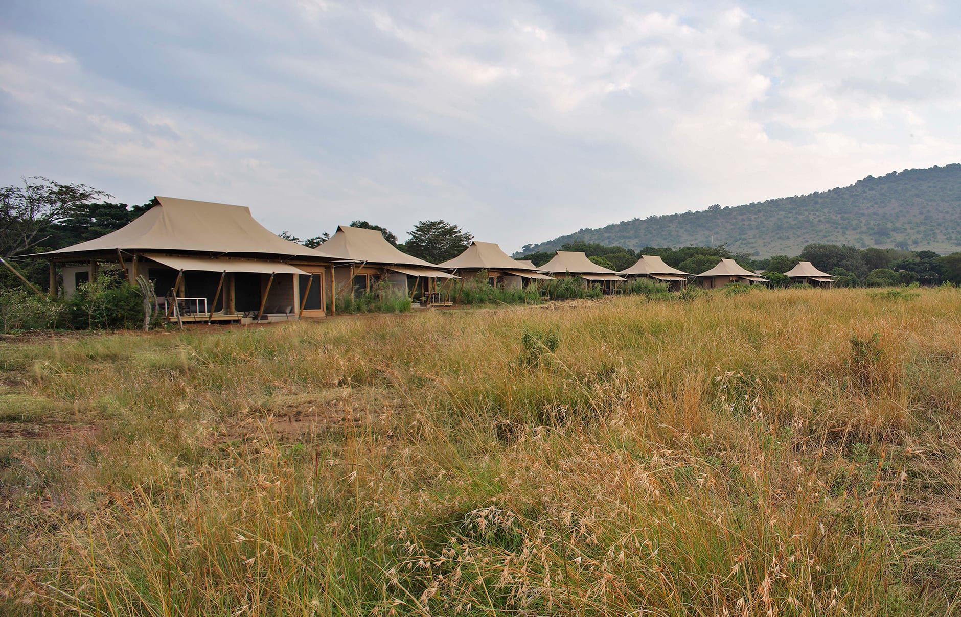&Beyond Kichwa Tembo Tented Camp, Masai Mara, Kenya. Review by TravelPlusStyle. Photo © &Beyond