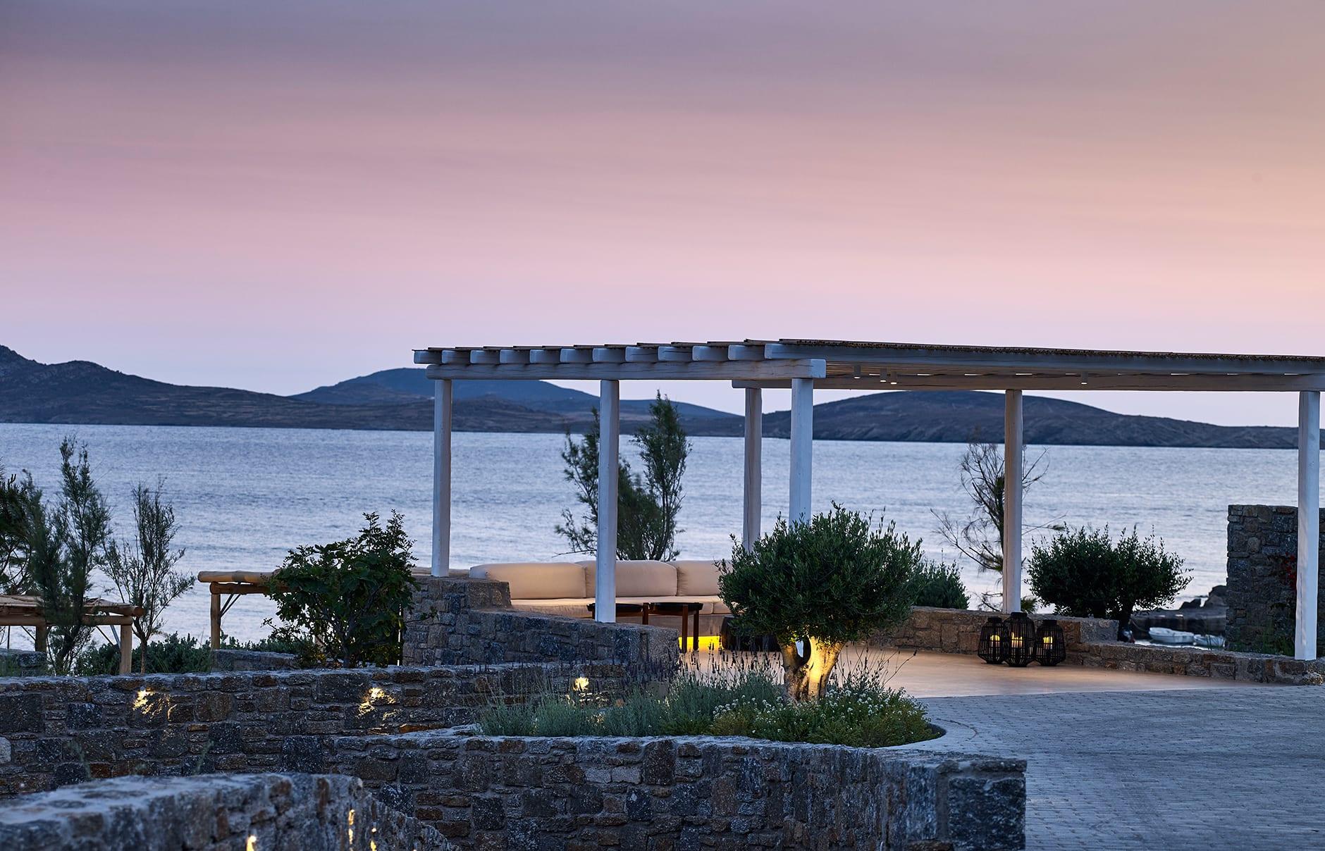 Bill & Coo Coast. Bill & Coo Mykonos. © Bill & Coo Mykonos