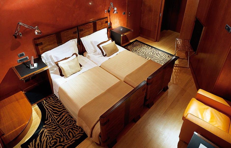 Decò Superior room. Ca'Pisani © Ca' Pisani Hotel