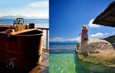 Water Villa. © Travel+Style