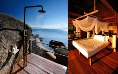 Six Senses Ninh Van Bay. © Travel+Style