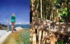 Water Villa 3. Six Senses Ninh Van Bay, Vietnam. © Travel+Style