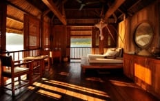 Six Senses Ninh Van Bay, Vietnam. © Travel+Style