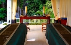 Banyan Tree Spa. © Travel+Style