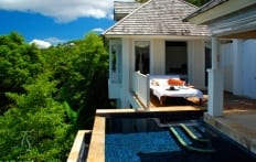Hillside Pool Villa. © Travel+Style